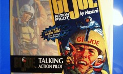 G.I. JOE Talking Action Pilot