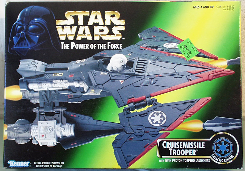 Star Wars Cruisemissile Trooper