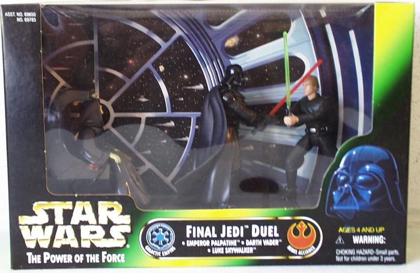 Star Wars Final Jedi Duel