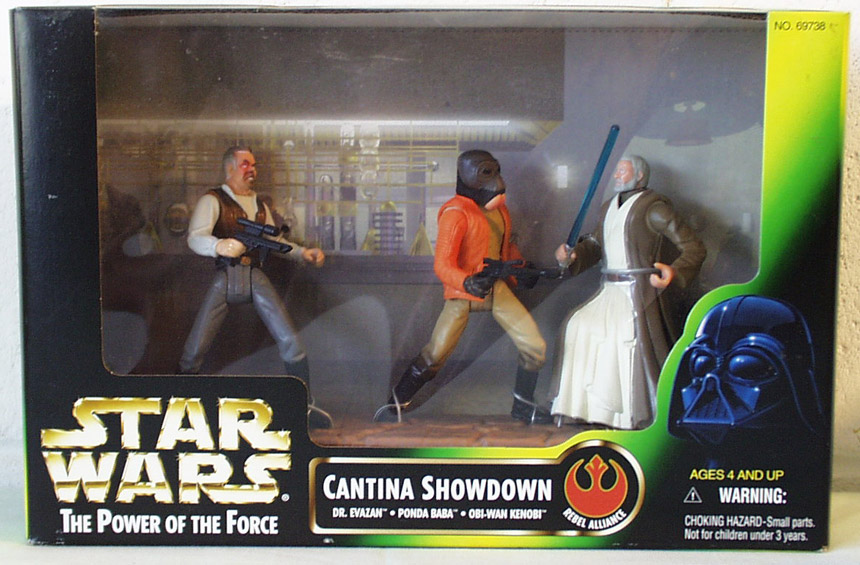 Star Wars Cantina Showdown