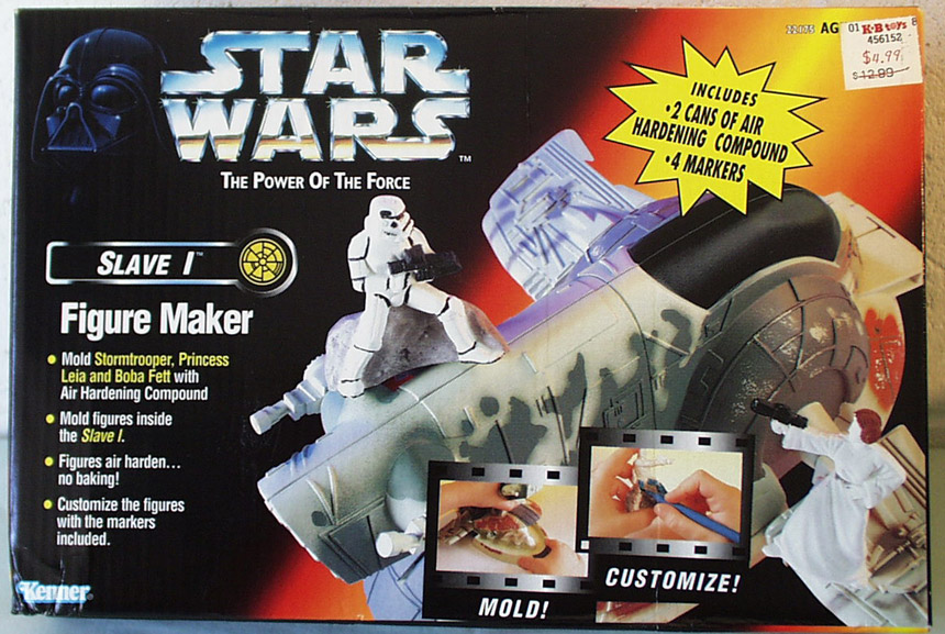 Star Wars Slave 1 Figure Maker